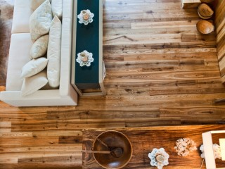 antique ash blend flooring
