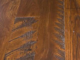 antique oak blend flooring