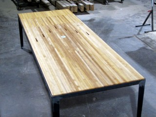 bowling alley conference table (buro series)