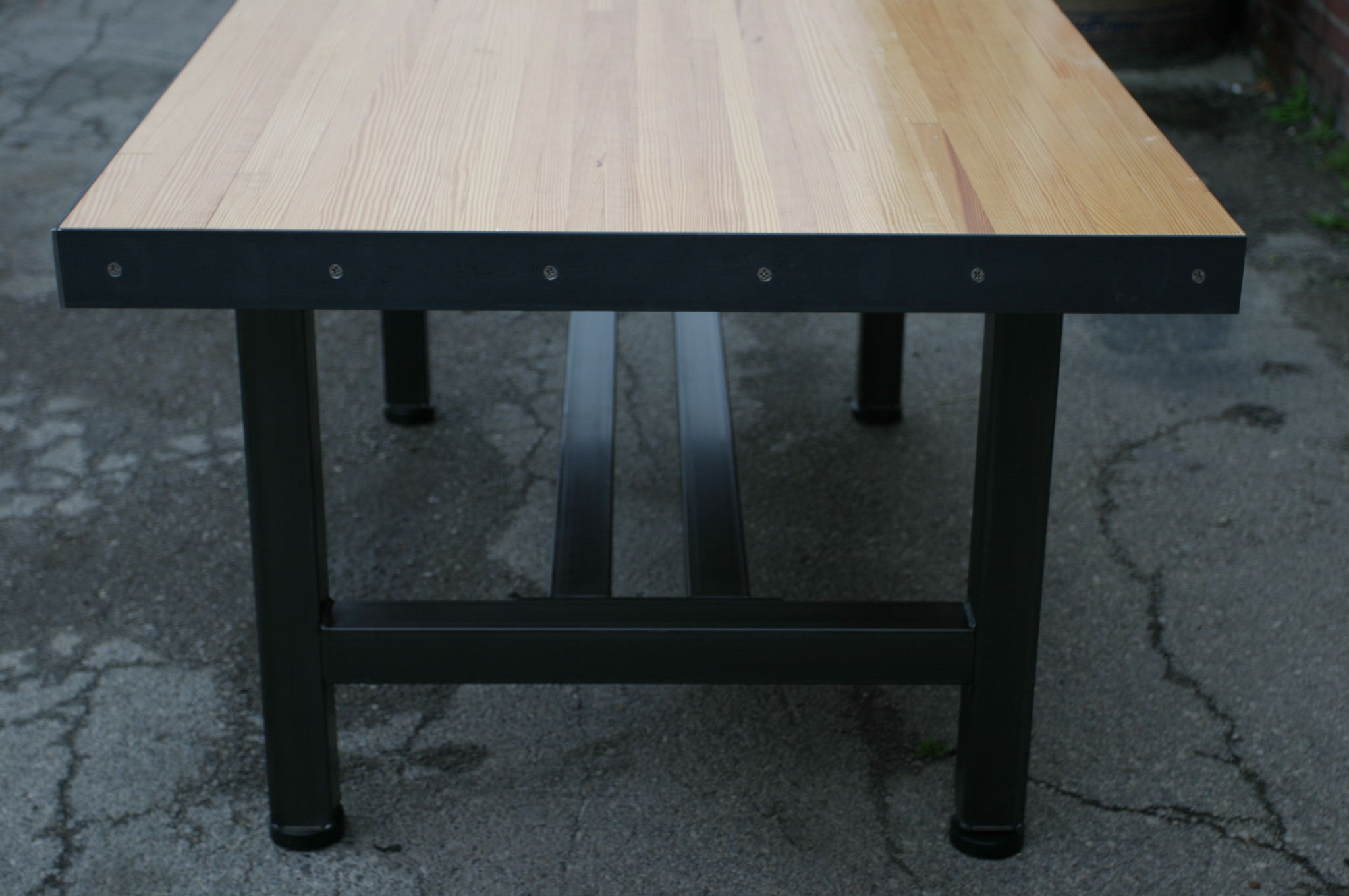 Bowling Alley Chamberlin Dining Table