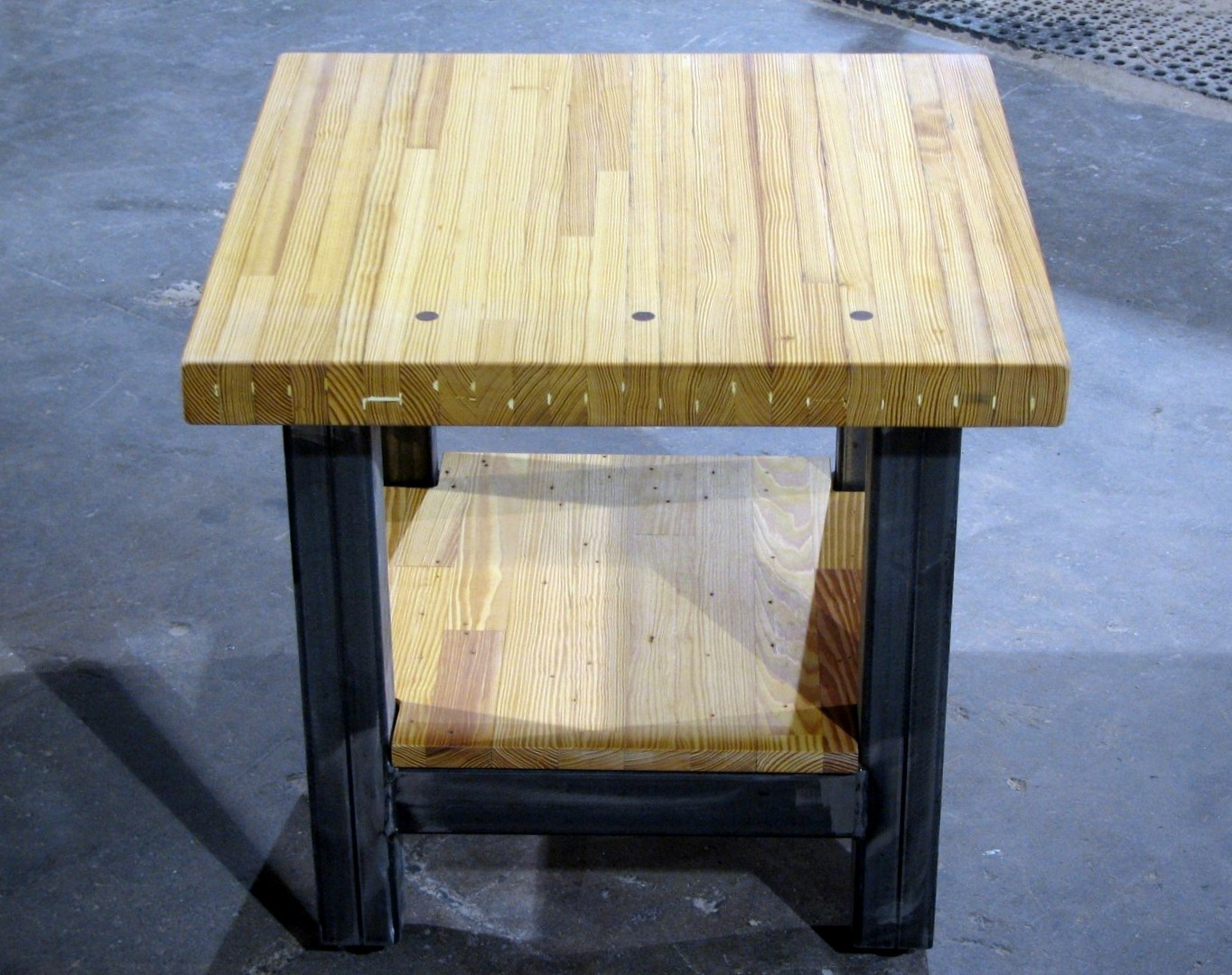 Bowling Alley End Table Chamberlin Series